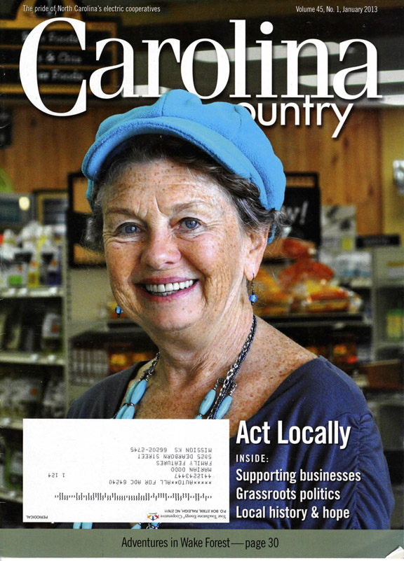 DonateStuff.com featured in Carolina Country!